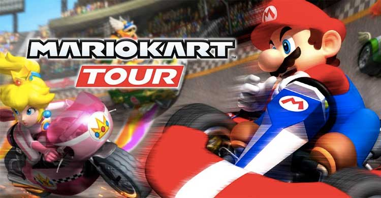 Imagen MARIO KART TOUR para PC