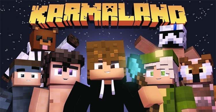 KARMALAND 4 (Modpack para Minecraft)