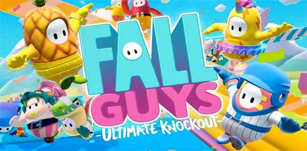 Juega GRATIS a la Beta de FALL GUYS