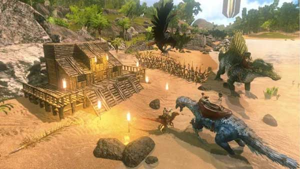 Juega GRATIS a ARK Survival Evolved