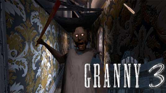 Juega GRATIS a GRANNY 3