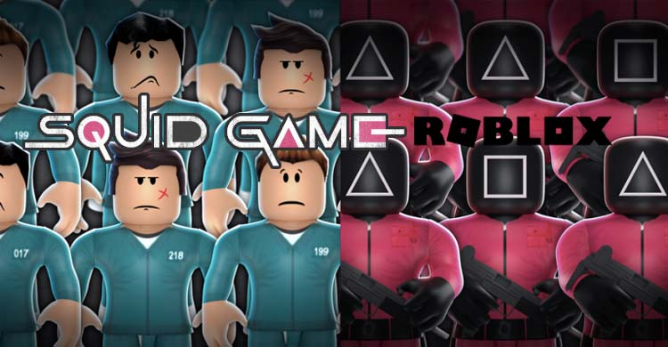 Roblox: SQUID GAME