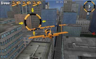 Imagen 3D Stunt Pilot - San Francisco