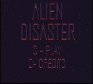 Imagen Alien Disaster