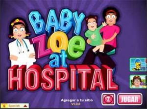 Imagen Baby Zoe at Hospital