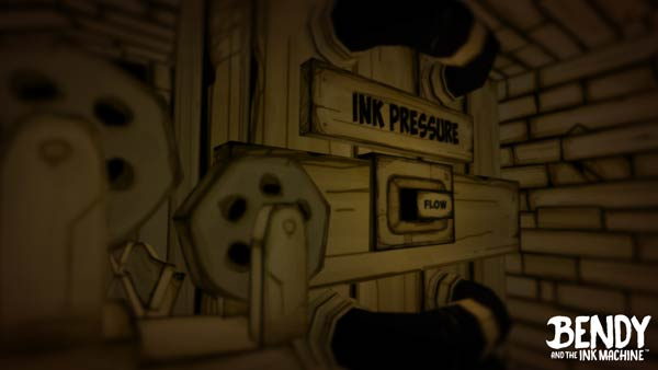 Imagen BENDY AND THE INK MACHINE