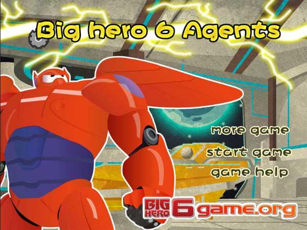 Imagen Big Hero 6 Agents