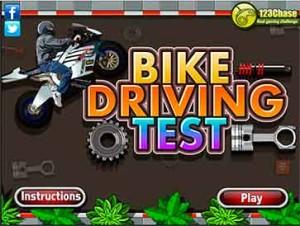 Imagen Bike Driving Test