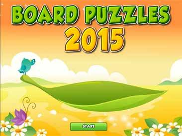 Imagen Board Puzzles 2015