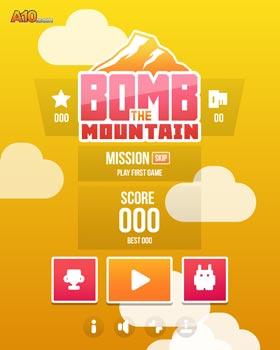 Imagen Bomb The Mountain
