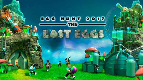 Imagen ROBLOX - EGG HUNT 2017: The Lost Eggs