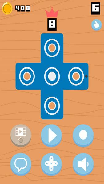 Imagen FIDGET SPINNER - The Game