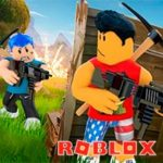 FORTNITE BATTLE ROYALE ROBLOX