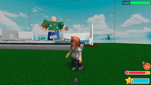 Imagen ROBLOX: New Giant Survival