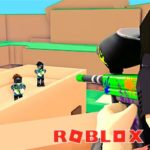 ROBLOX: PAINTBALL FRENZY