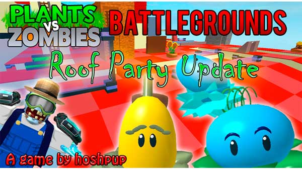 Imagen ROBLOX: PLANTS vs ZOMBIES BATTLEGROUNDS