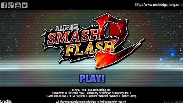 Imagen SUPER SMASH FLASH 2 v1.0