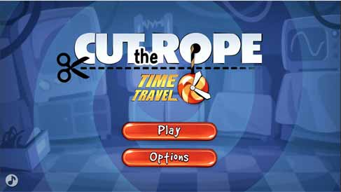 Imagen Cut The Rope: Time Travel