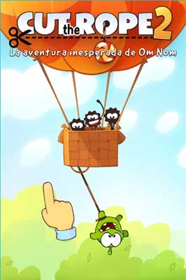 Imagen Cut the Rope 2