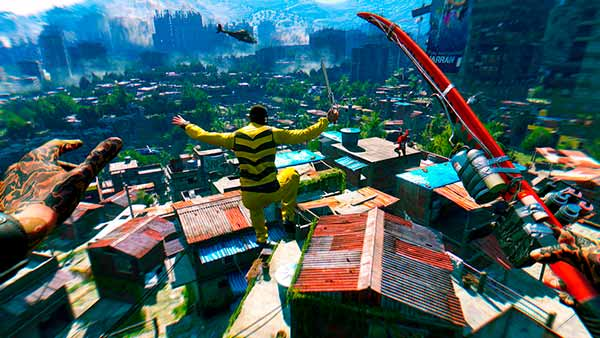 Imagen DYING LIGHT: Bad Blood