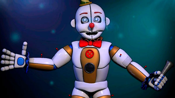 Imagen FIVE NIGHTS AT FREDDY'S: Sister Location 2 - Circus Ennard