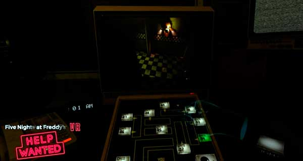 Imagen FIVE NIGHTS AT FREDDY'S VR: Help Wanted (PC) - FNAF 7