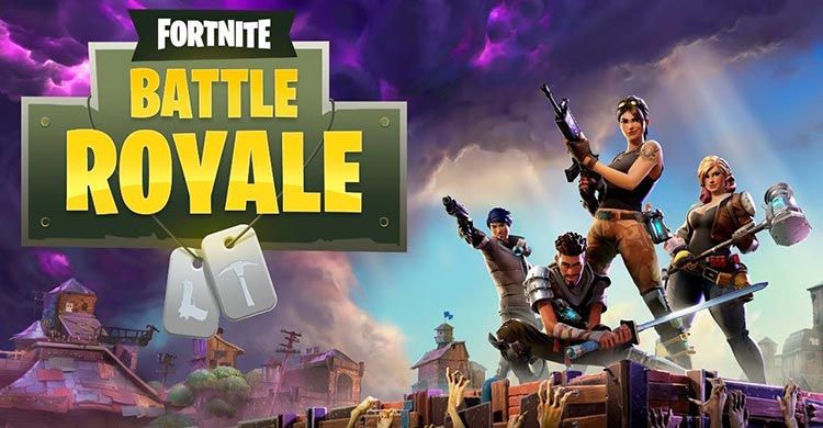 Imagen FORTNITE Battle Royale