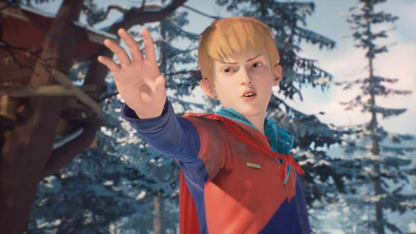 Imagen The Awesome Adventures of CAPTAIN SPIRIT