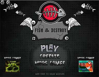 Imagen Fish and Destroy