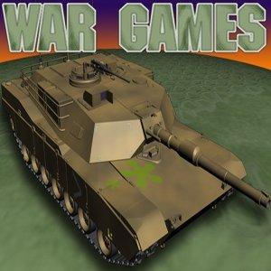Imagen War Games
