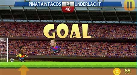 Imagen Football Headz Cup