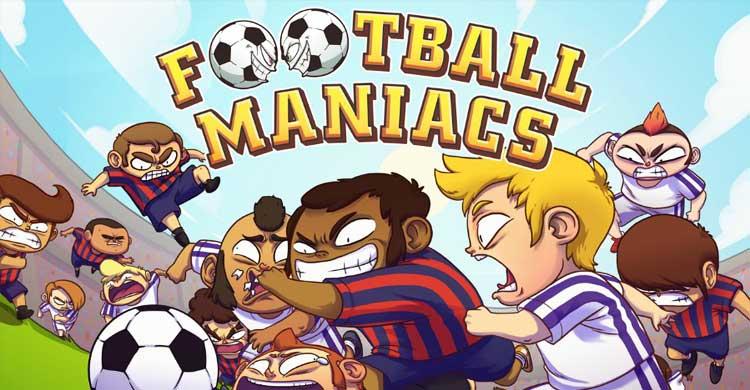 Imagen Football Maniacs