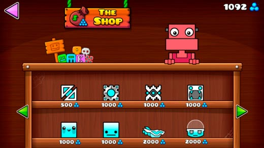 Imagen GEOMETRY DASH WORLD (para Pc y Mac)