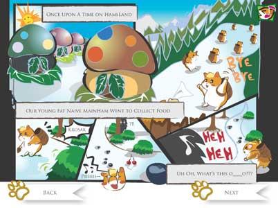 Imagen Hamster Rush
