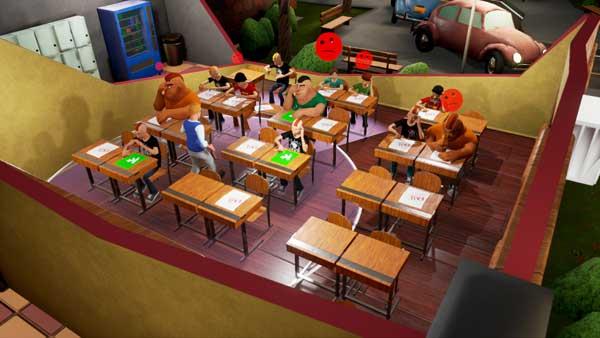 Imagen HIGHSCHOOL 101 (Cómo copiar en un examen)
