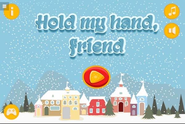 Imagen Hold My Hand, Friend