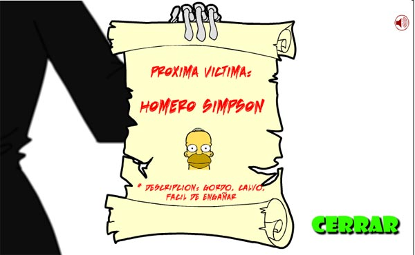 Imagen HOMERO SIMPSON SAW GAME