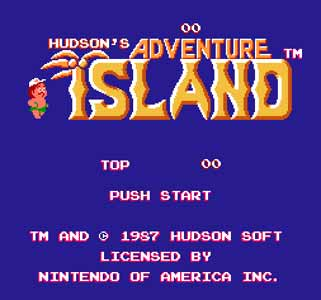 Imagen Hudson's Adventure Island