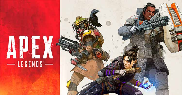 Imagen APEX LEGENDS Battle Royale  (PC)