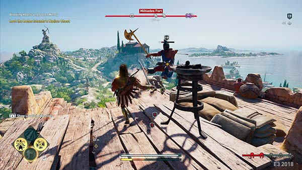 Imagen ASSASSIN'S CREED ODYSSEY (Project Stream)