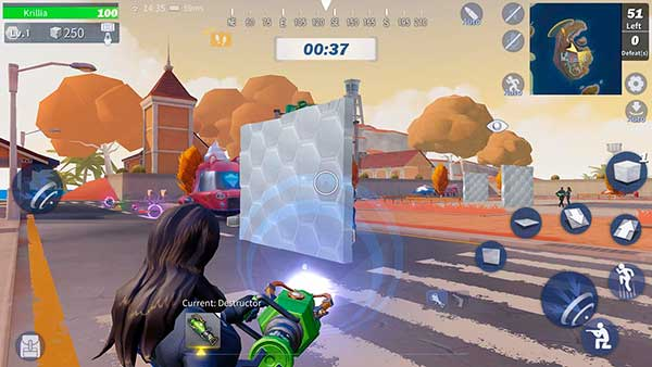 Imagen CREATIVE DESTRUCTION