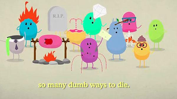 Imagen DUMB WAYS TO DIE