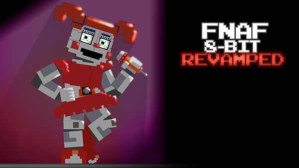 Imagen FNAF 8-BIT REVAMPED