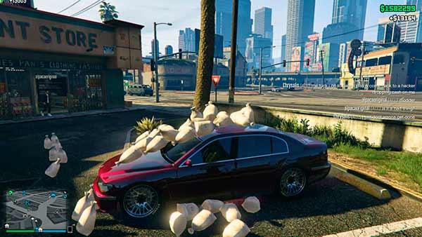 Imagen GRAND THEFT AUTO (GTA) V ONLINE
