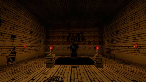 Imagen MINECRAFT: Bendy and the Ink Machine
