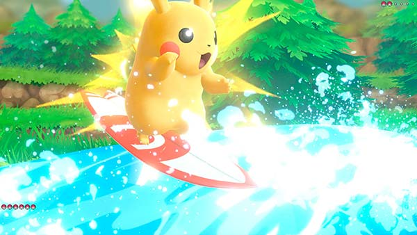 Imagen POKÉMON: Let's Go, Pikachu!