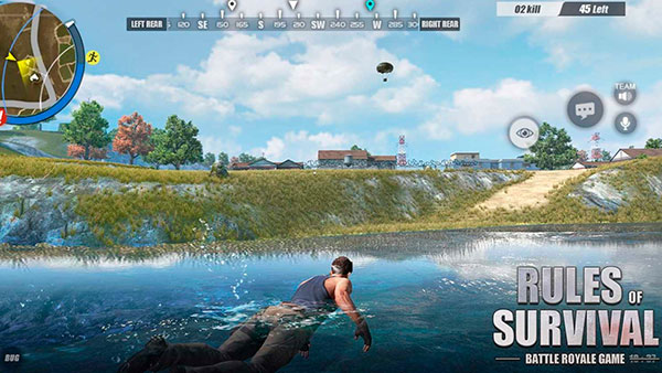 Imagen RULES OF SURVIVAL