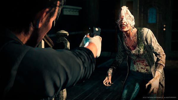 Imagen THE EVIL WITHIN 2