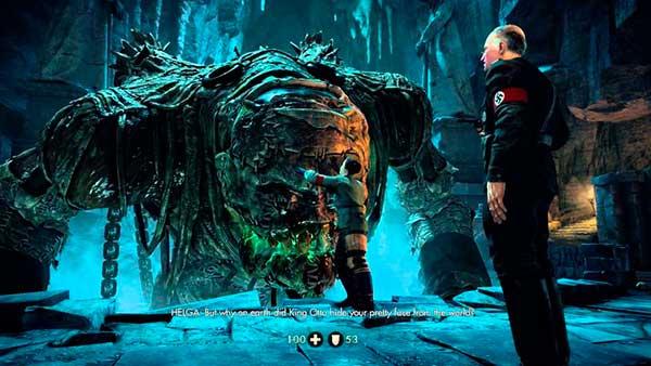 Imagen WOLFENSTEIN 2 - The New Colossus