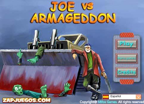 Imagen Joe vs Armegeddon